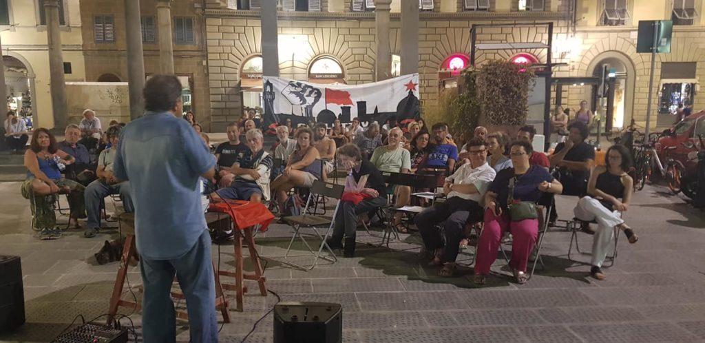 INIZIATA LA FESTA DEL COLLETTIVO POLITICO 13 ROSSO