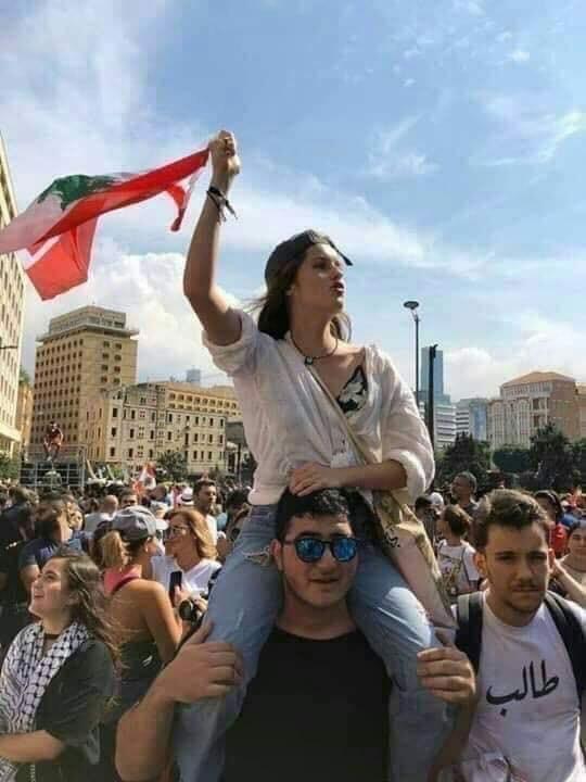 Dal Libano si alza un grido KELLON YAANI KELLON A CASA TUTTI A CASA
