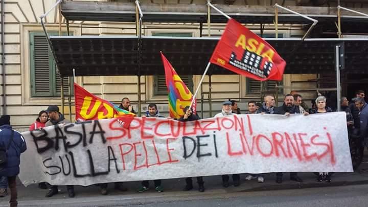 Livorno. Licenziate le lavoratrici che hanno denunciato la mancanza di guanti e mascherine in ospedale